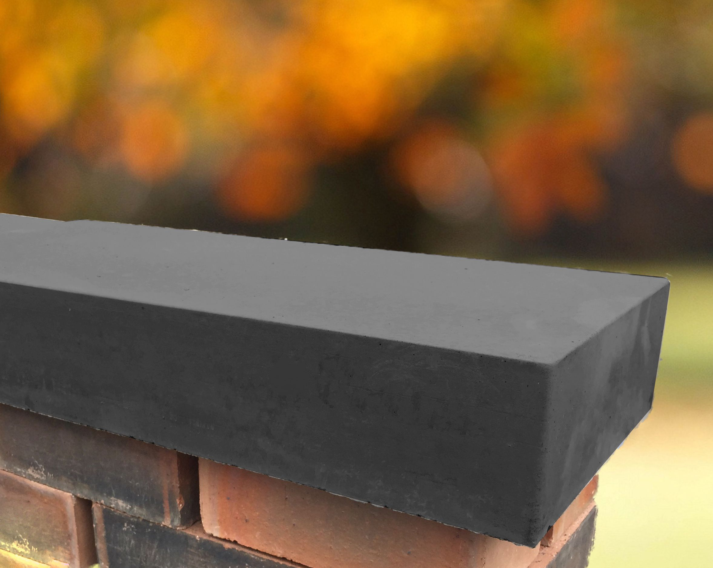 Flat Coping Stones Coping Stone Stone Garden Wall