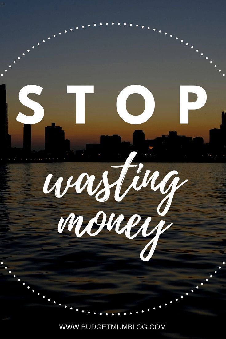 Are You Wasting Money And Do Realise Saving Money Quotes Saving Money Diy Money Quotes