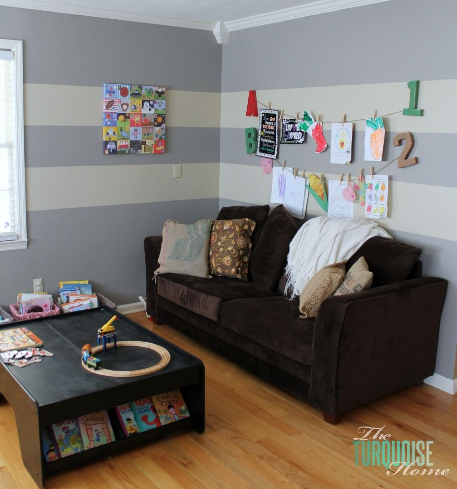 Functional Living Room Ideas: Formal Dining Room To Functional Play Room