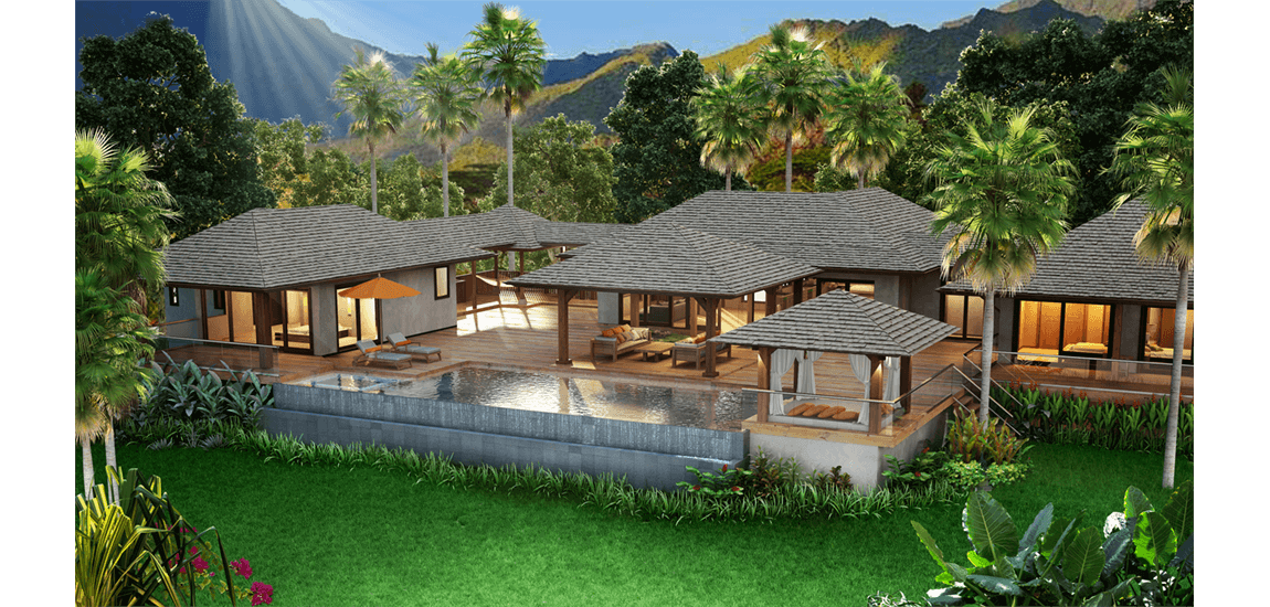 Hawaiian Architecture Style Projects By Tropical Architecture Group Architecture Tropical Architecture Summer House Design