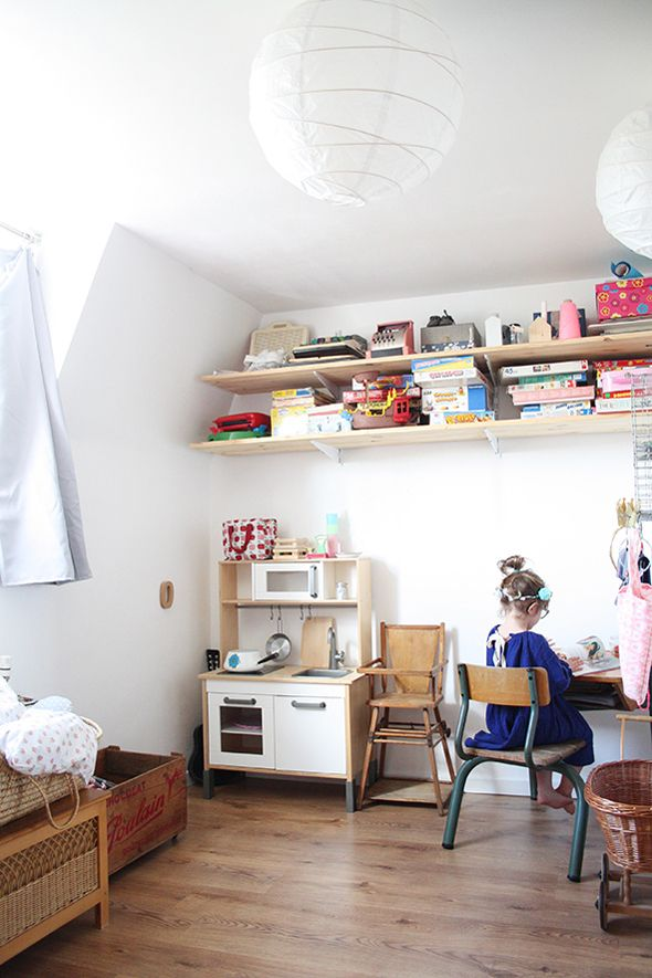 kids rooms, kids workspaces, play kitchen for kids, ikea play kitchen, cocinita, concina de juguete, mini cocina DUKTIG de IKEA