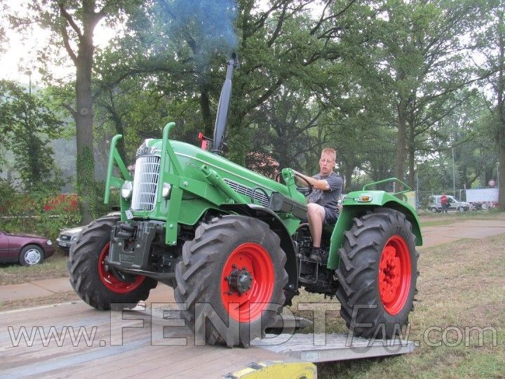 Pin op Fendt Farmer 3