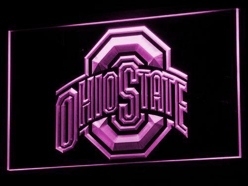 Ohio State LED Neon Sign