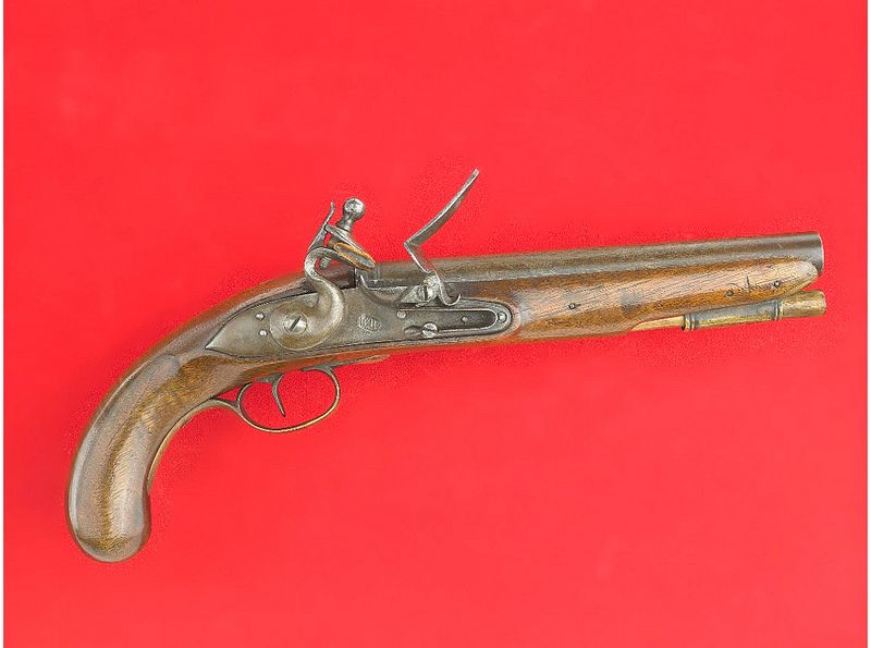 Committee of Safety Pistol (1776)