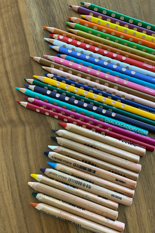 Favorite school and art supplies for bilingual kids kids