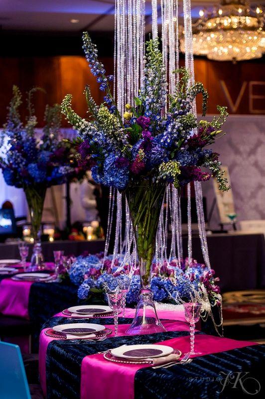 blue and purple wedding decor wwwpixsharkcom images