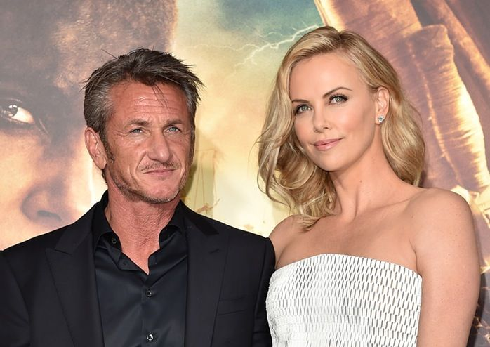Exes Charlize Theron and Sean Penn Awkwardly Reunite at Cannes — See the Pics!