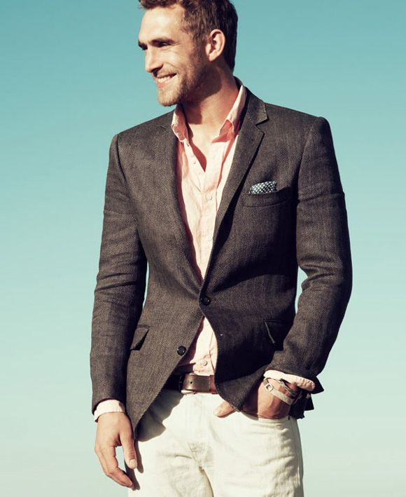 Casual Look With Blazer | Rebuilding Wardrobe 101: The 18 Timeless ...