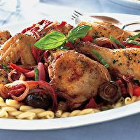 Chicken Cacciatore by Bon Appétit