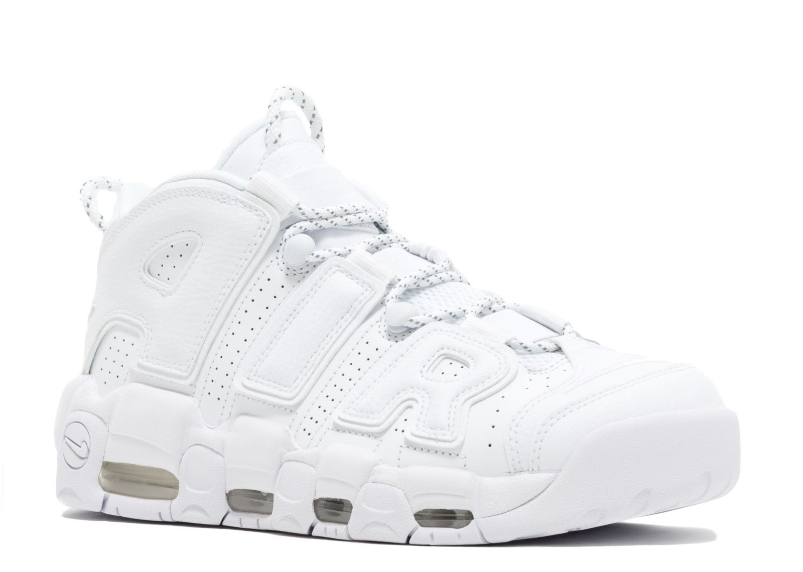 20973cb3f1e 2017-2018 Retro Fashion AIR MORE UPTEMPO 96 Triple White 921948 100 ...