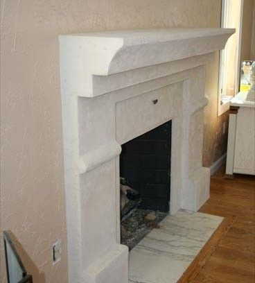 Vanitian Plaster Fireplaces Arcusstone Custom Fireplace Mantel Fairlawn Ohio House Ideas