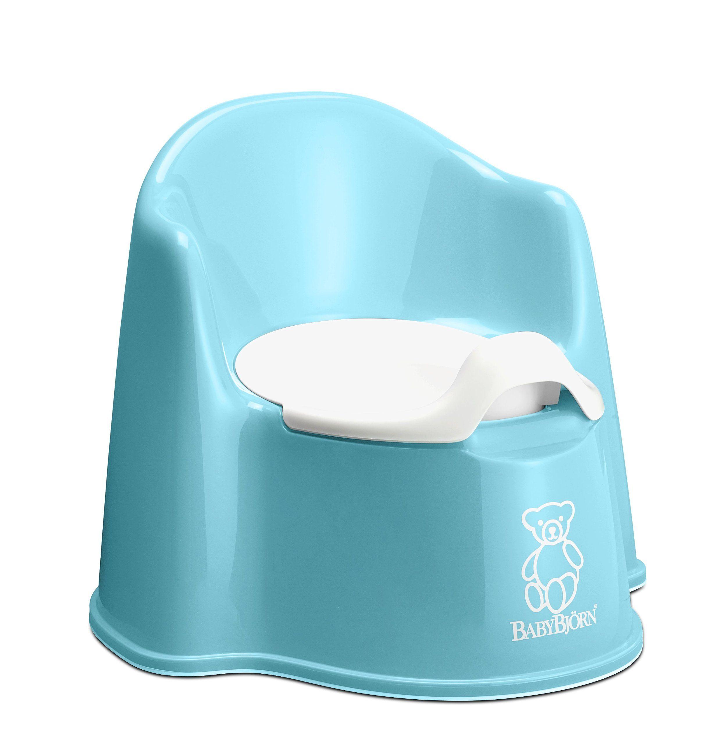 Amazon Com Babybjorn Potty Chair Blue Toilet Training Potties Baby Potty Chair Baby Bjorn Potty