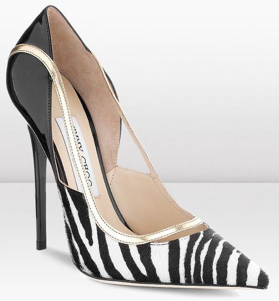 erinnert mich an Deine Schuhe, die Du letztens an hattest ;-)
