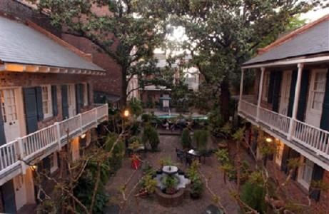 Place D Armes Hotel 625 St Ann Street New Orleans Louisiana