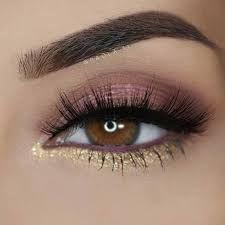 Image Result For 70 S Disco Eye Makeup Brown Eyes Prom Eye Makeup