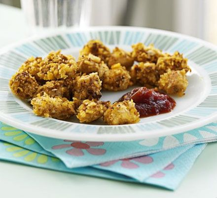 Summer holidays often mean kids friends are round for dinner, make sure there's something in the freezer with these yummy bites