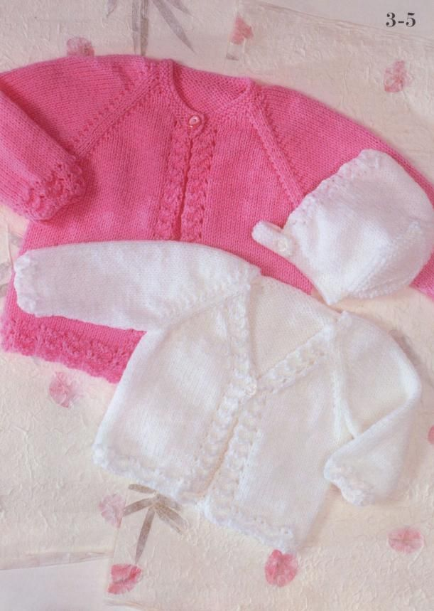 Patons 382 Knitting for Baby | knitting | Pinterest | Bebé, Costura ...