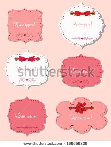 Stock Images similar to ID 120788206 - vintage banners with silk...