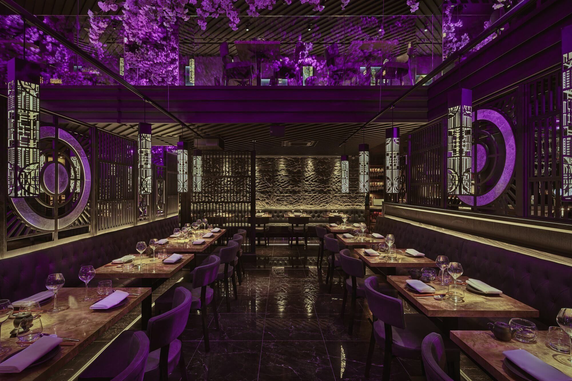 Tattu Restaurant And Bar Leeds Tattu 1000 In 2020 Bar Design Restaurant Leeds Restaurants Hotels Design