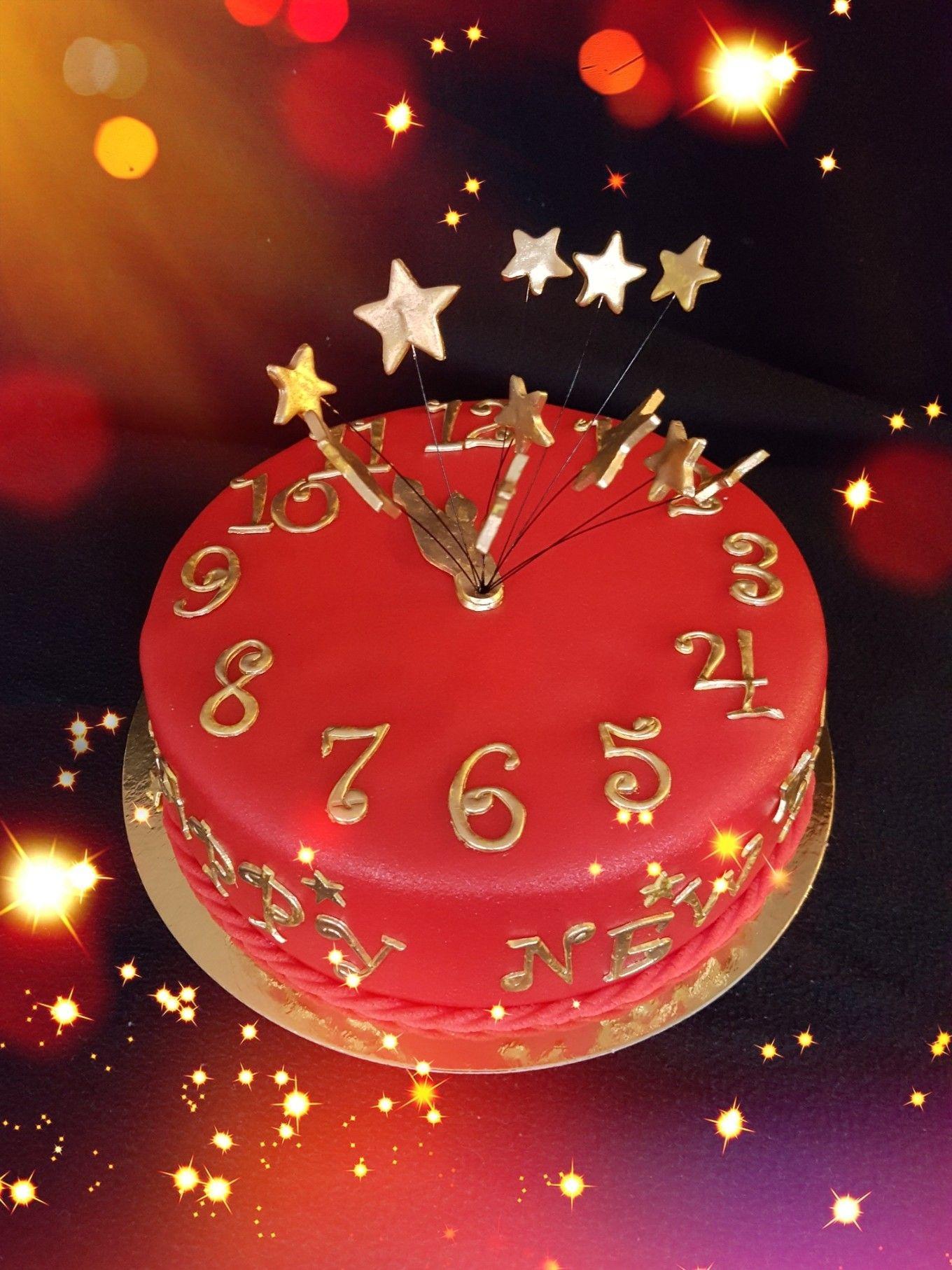 happy new year taart Happy New Year cake / Gelukkig Nieuwjaar taart | Torten  happy new year taart