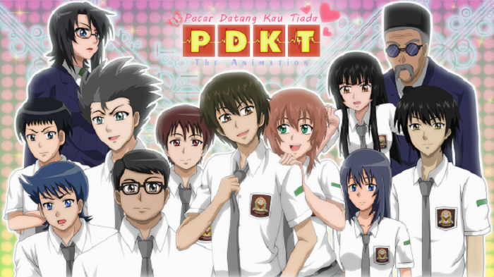 20+ Gambar Kartun Jepang Anak Sekolah di 2020 Kartun