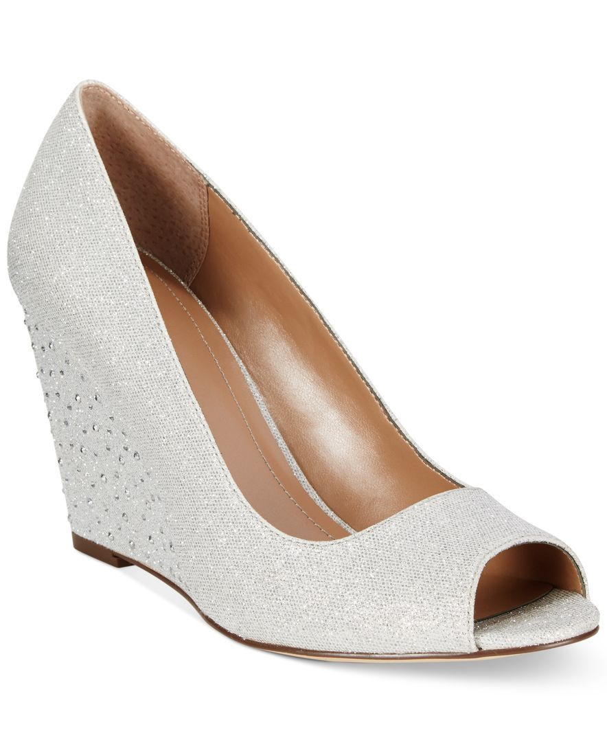 Style&co. Cecelie Evening Wedge Pumps | Products | Pinterest | Products