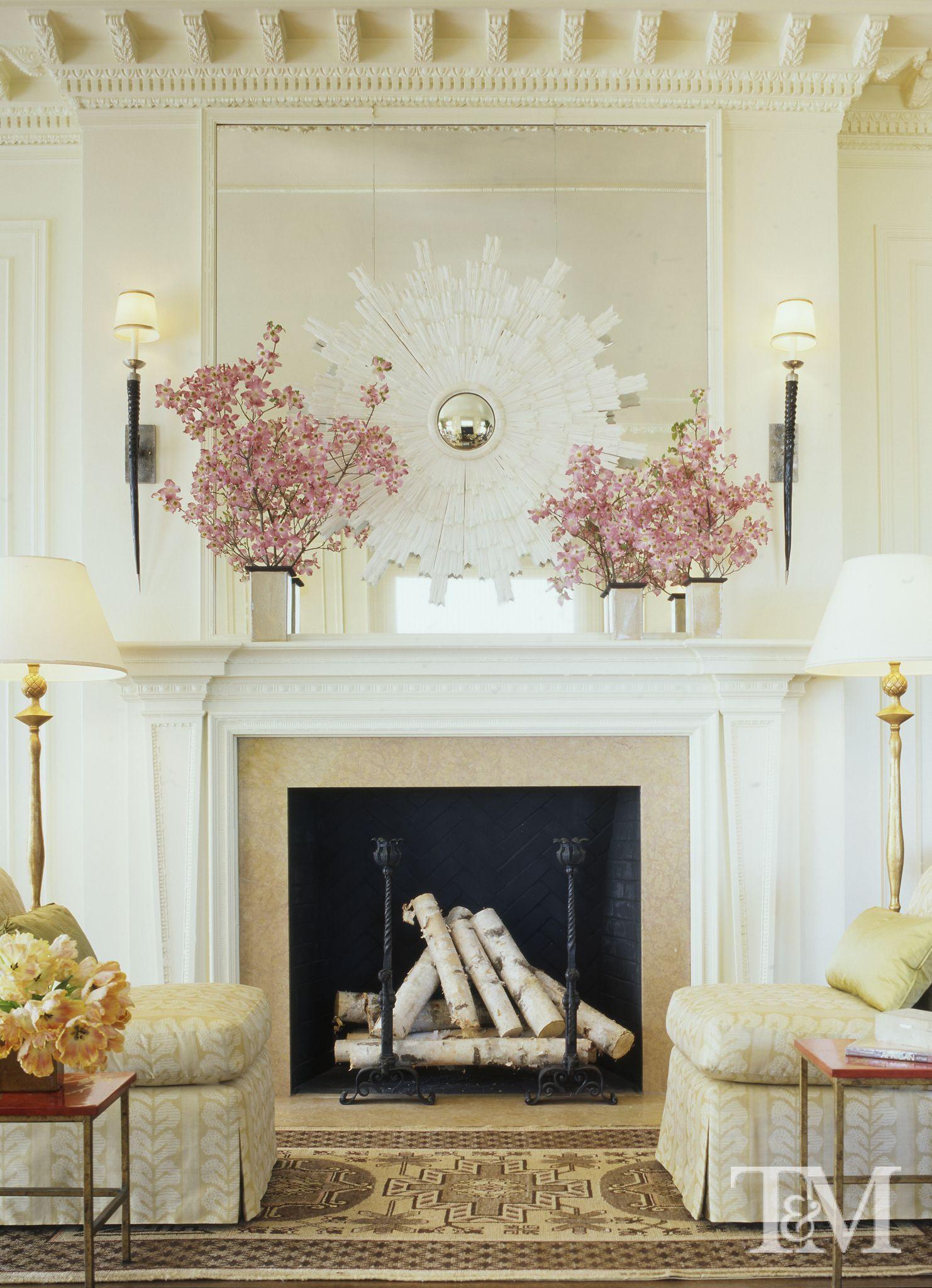 DesignMine Photo: Transitional Living Room #designmine