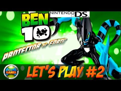 Ben 10 Protector Of Earth Nds Lets Play 2 Mesa Verde Meus Videos
