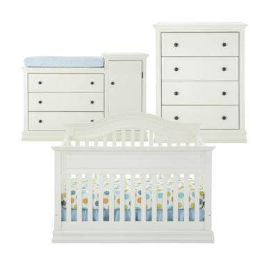 Savanna Tori 3-pc. Baby Furniture Set - Off White found at @JCPenney ...