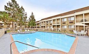 Groupon - Stay at Ramada Kent Seattle Area in Kent, WA. Dates into November. in Kent, WA. Groupon deal price: $71