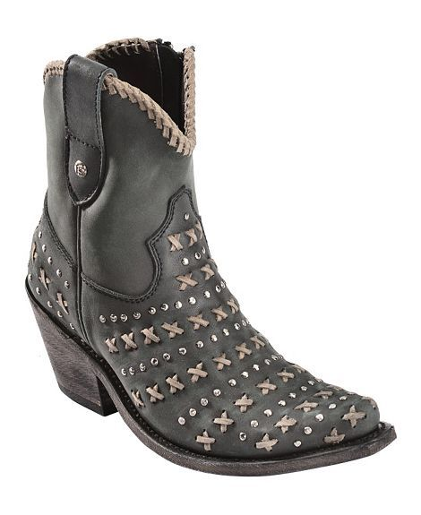 dc468ab09d7 Liberty Black Vintage Negro Cowgirl Boots - Pointed Toe in 2019 ...