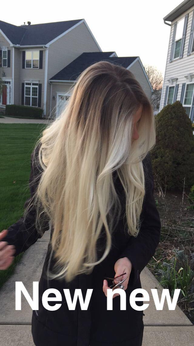 Pin By Megan F On Hair Hair Styles Hair Bleached Hair