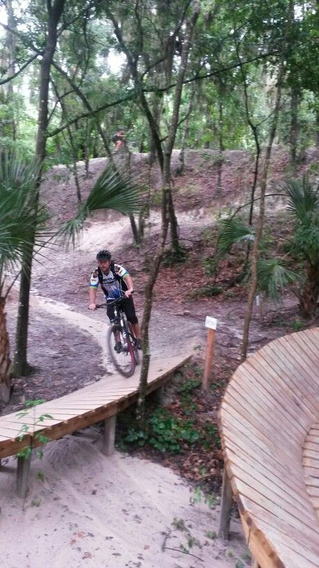 Mountain Bike Trails In Central Florida