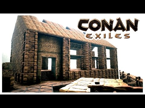 Nice Conan Exiles The Throne Building Conan Exiles Conan Conan The Barbarian