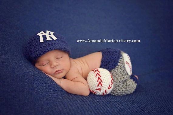 a3e579af2 Baseball outfit Baby Baseball Cap ,Diaper cover or pants,,, crochet ...