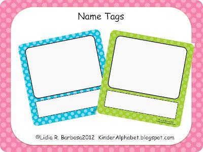 Guest Blogger- Kinder Alphabet {Homework Folders}