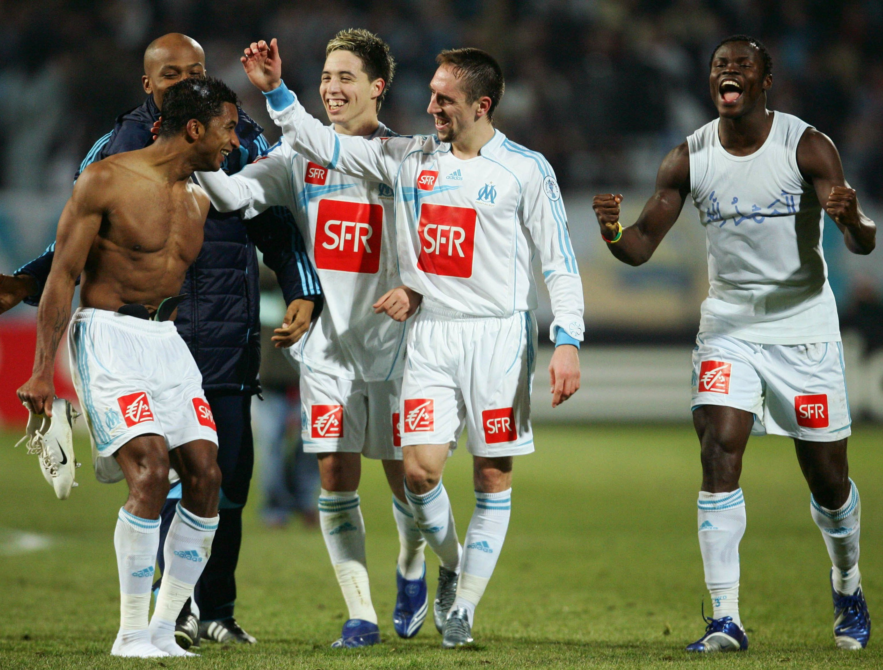 Image result for ribéry marseille