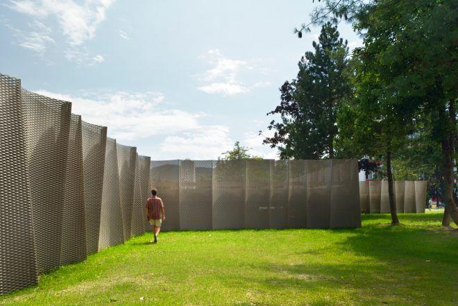 Miran Kambic Photography Velenje Car Park, Architects: Enota