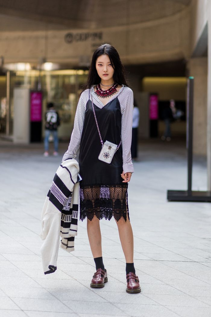 Seoul Fashion Week Ss17 Street Style Street Style Outfits Street