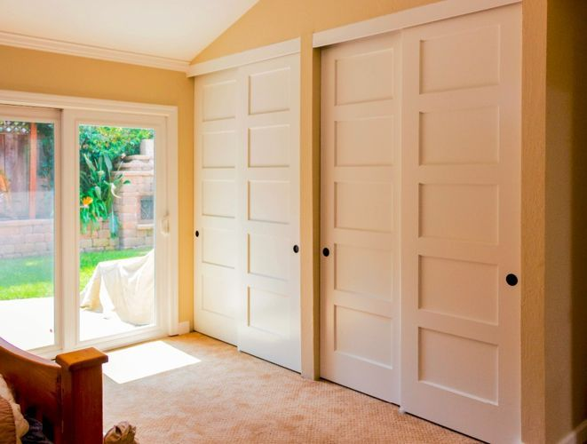 Best 8 Closet Door Ideas To Styles Your Home Closet Doors Doors