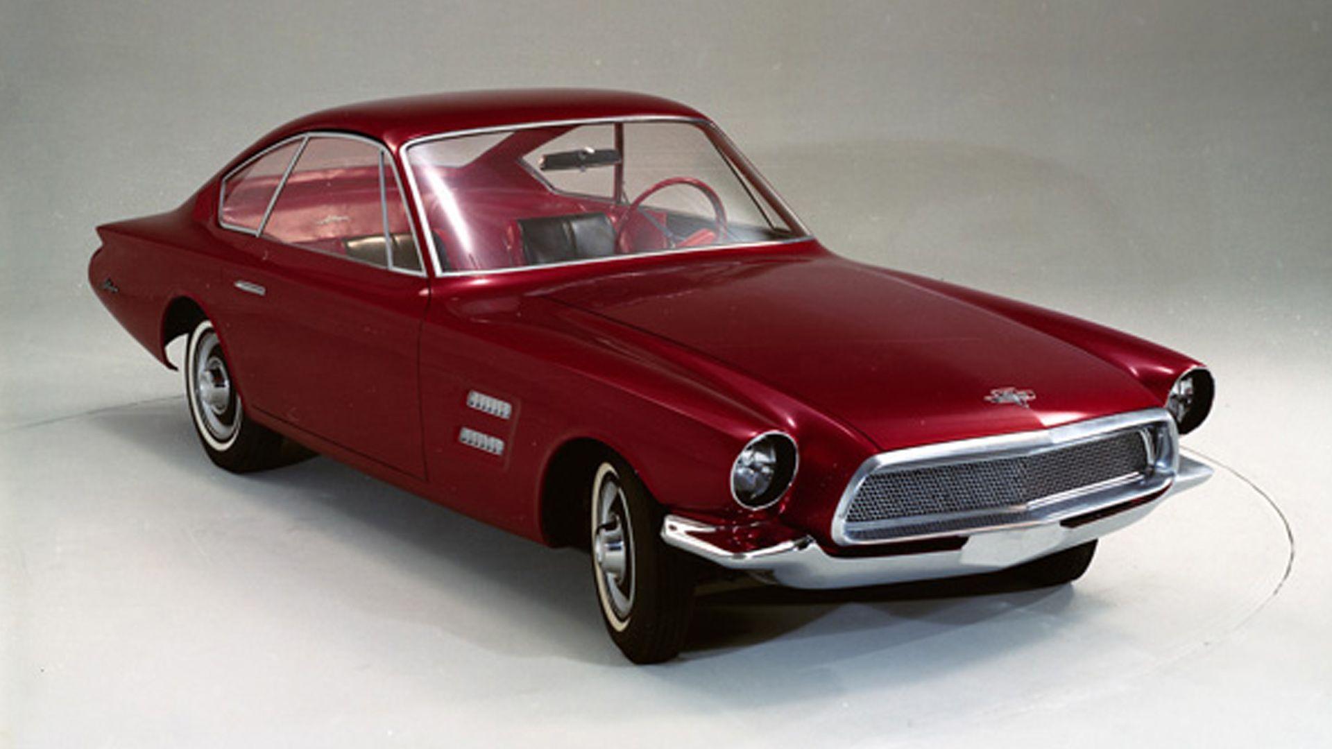 1962 Allegro Concept Concept Cars Car Ford Vintage Concepts