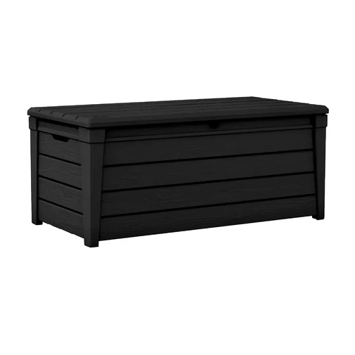 Brightwood 120 Gallon Resin Deck Box With Images Deck Box