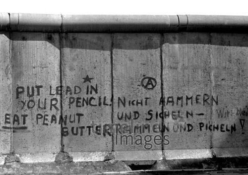 Mauer Sprüche