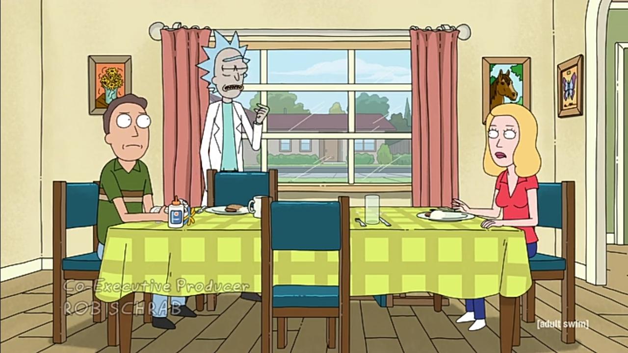 Rick Y Morty Nueva Temporada Rick Y Morty Temporadas Rick Y