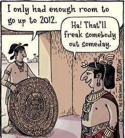 Passé but I still laughed.