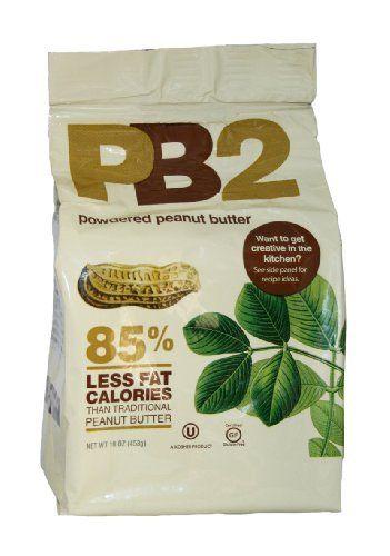 Bell Plantation PB2 Powdered Peanut Butter, 16-Ounce by PB2, http://www.amazon.com/dp/B004P4POZ8/ref=cm_sw_r_pi_dp_Z9h5pb0AXQ5QZ