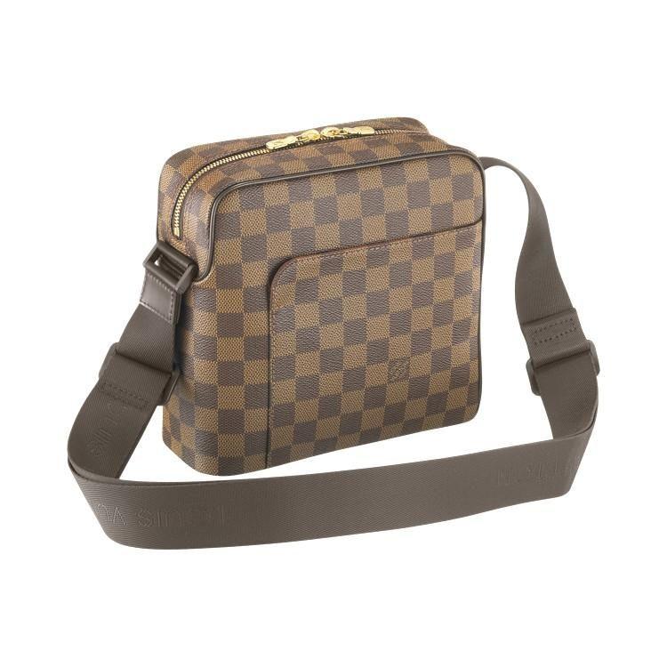 015733cc23da Olav PM (LG) DAMIER EBENE Men  s Bags