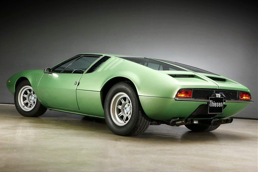 Rare Rides The 1969 De Tomaso Mangusta Building A Brand Classic Cars Cars For Sale Classic Trader