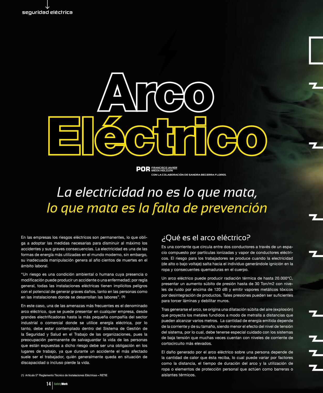 Pin En Arco Electrico