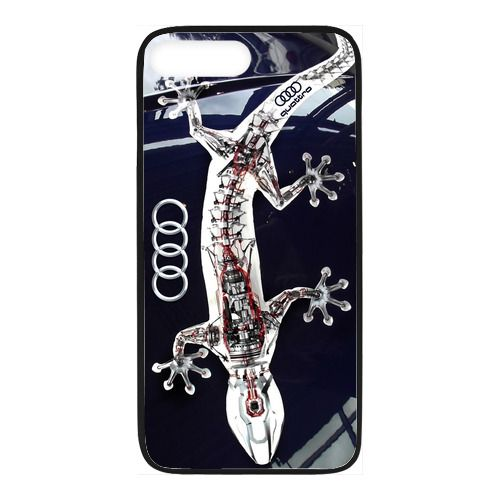 New Best Audi Gecko Logo Print On Hard Cover Phone Case For iPhone & Samsung